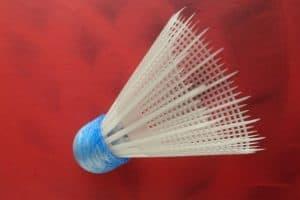 Badmintonbälle